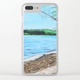 Lakeland 4 Clear iPhone Case
