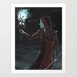 Dragon Age: The Hermit Art Print