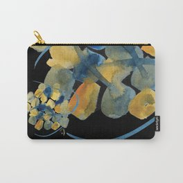 Atom Flowers #32 Carry-All Pouch