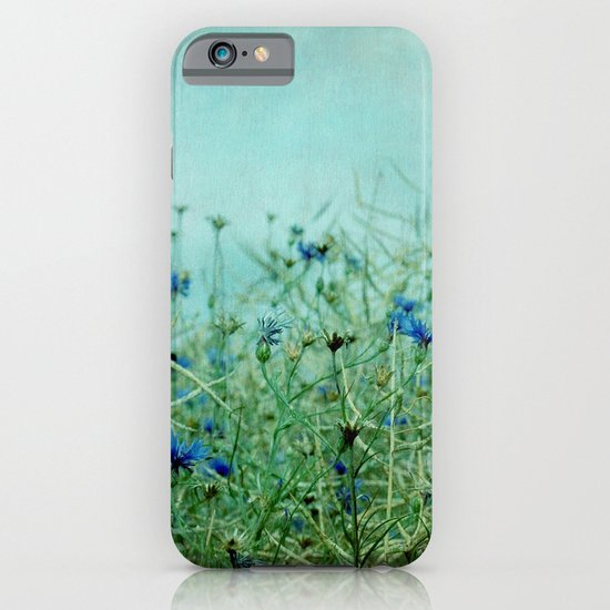cornflowers iPhone & iPod Case