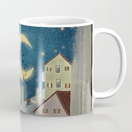 By the window Coffee Mug