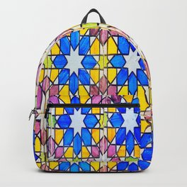 Azulejos - Portuguese tiles Backpack