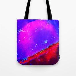 Coastline Tote Bag