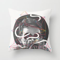 Outta Sight Throw Pillow