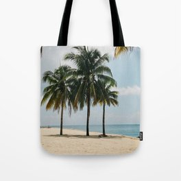 Beach Side Happy Place Tote Bag