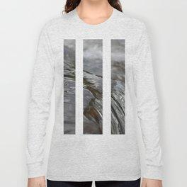 Water Bars Long Sleeve T-shirt