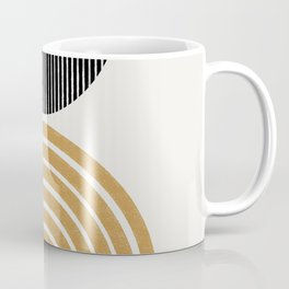Rainbow and Moon Coffee Mug