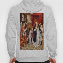 "Hans Memling ""The Annunciation"" (1480–89) Hoody"