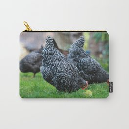 Chicken Trio Carry-All Pouch