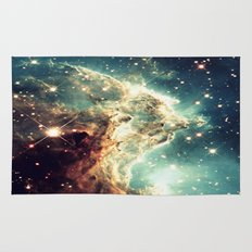 Nebula. Monkey Head Dreamy Rug