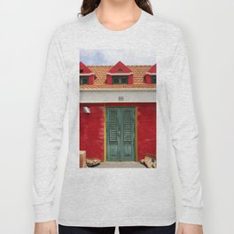 Red house Aruba Long Sleeve T-shirt