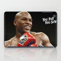 floyd iPad Cases featuring Floyd #1 by YBYG