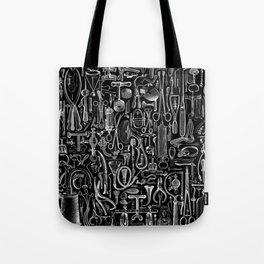 Medical Condition BLACK Tote Bag