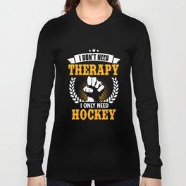 Hockey Long Sleeve T-shirt
