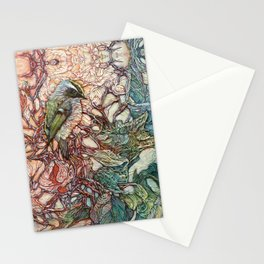 The Kinglet's Quarters Stationery Cards