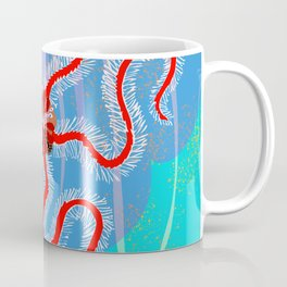 Bright-eyed and Bristle-armed Coffee Mug