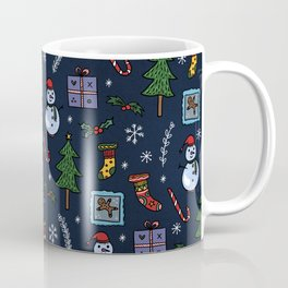 A Very Merry Christmas Coffee Mug