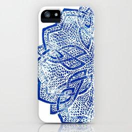 knitwork iii iPhone Case