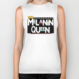 Melanin Queen Biker Tank