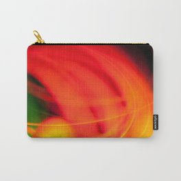 Colour Abstract Carry-All Pouch