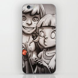 TNT iPhone Skin