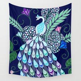 Moonlark Garden Wall Tapestry
