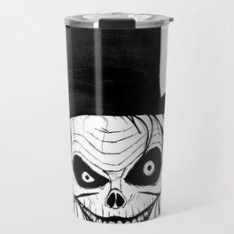 The Hatbox Ghost Travel Mug