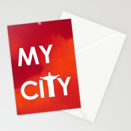 MyCity-Rio-RedOrangeA Stationery Cards