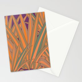 Colorful Agaves Stationery Cards
