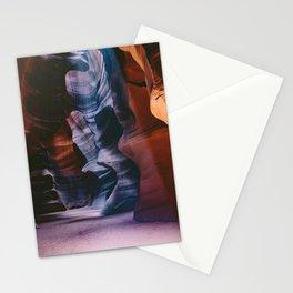 Slot Canyon Stationery Cards