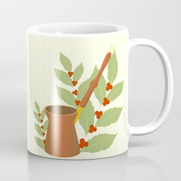 Cezve Coffee Mug