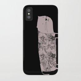Flower pet iPhone Case