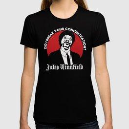 Jules Winnfield quotes pulp fiction v2 T-shirt