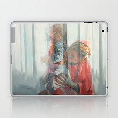 Holy Family (Red Riding Hood) Laptop & iPad Skin