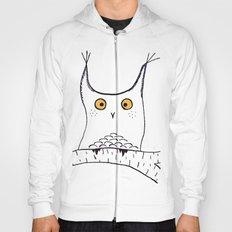 Squarish Owl Hoody