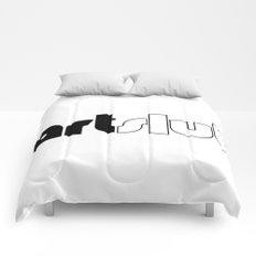 ArtSlut Comforters