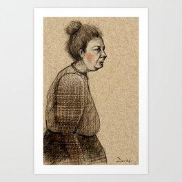 DORKÖ Art Print