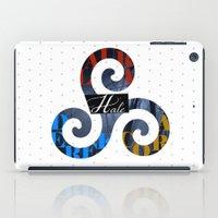 derek hale iPad Cases featuring Hale Family by Ana Sánchez