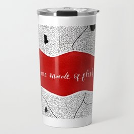 even kings are made of flesh and bone Travel Mug