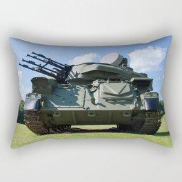 Shilka ZSU-23-4 Rectangular Pillow
