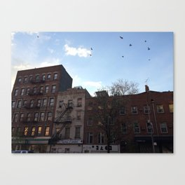 East Village Canvas Print