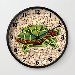 Turtle Knot Wall Clock