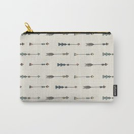 Arrows to Your Heart Carry-All Pouch