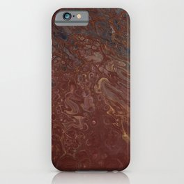 Dreams of Roasted Coffee iPhone Case