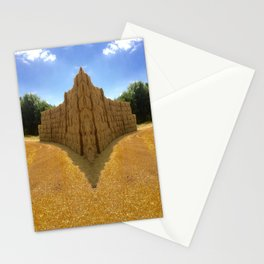 Hay Castle Stationery Cards