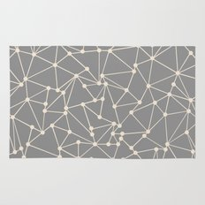 Ab Out Spots Grey Rug