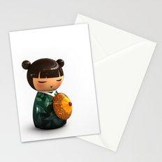 Kokeshi 01 Stationery Cards