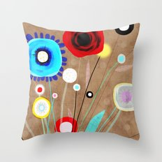 Vintage Rupydetequila Limited Edition Throw Pillow