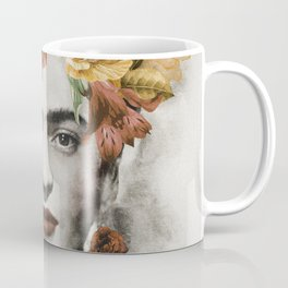 FRIDA FLOWERS Coffee Mug