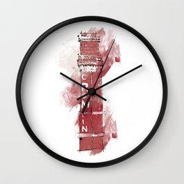 Crumlin Road Gaol Wall Clock